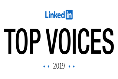 Read more about the article My Journey To Linkedin Top Voices 2019: India