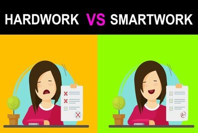 Read more about the article Hard Work vs Smart Work? Which works better?